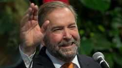 Mulcair Calls For Calm On Niqab