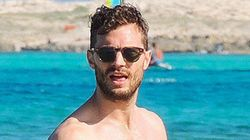 Get Ready To Drool Over These Shirtless Jamie Dornan