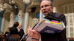 Quebec To Cut 1,150 Civil Service