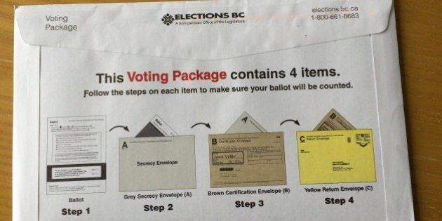 Metro Vancouver Transit Plebiscite: Thousands Of Ballots Not Counted, Says Elections