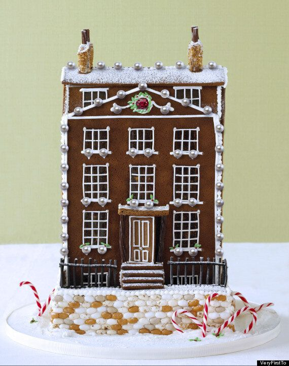 World's Most Expensive Gingerbread House Is Made With A Ruby And