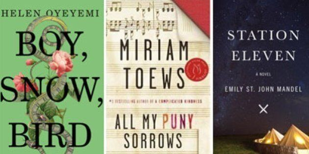Best Books Of 2014, According To Canada's Biggest
