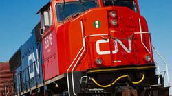 CN Rail Accuses CP Rail Of Corporate