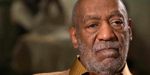 In this photo taken Nov. 6, 2014, entertainer Bill Cosby pauses during an interview about the upcoming...