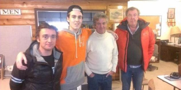 'Top Gear' Hosts Stuck In Trail, B.C. Ask For Tourist