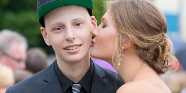 Kyle McConkey, B.C. Teen, Needs $250,000 For Last-Chance Cancer