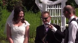 And Here's Why You Never Get A Wedding Officiant Off