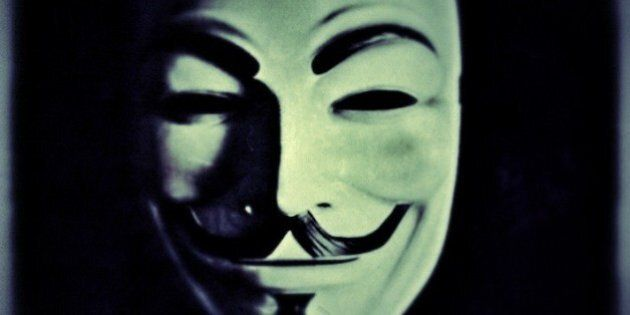 Hacker Claiming Ties To Anonymous Forces Toronto Police Website Offline For