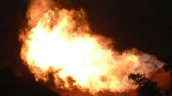 Crews Still Working To Cap Natural Gas Well