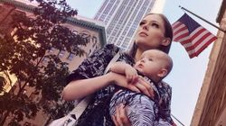 Coco Rocha Doesn't Need Your Bottle-Feeding Advice,