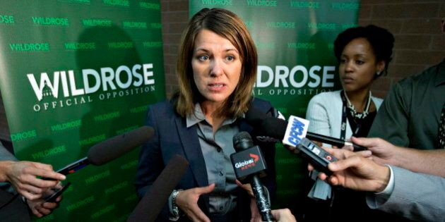 The Opposition Has The Worst Job In Alberta
