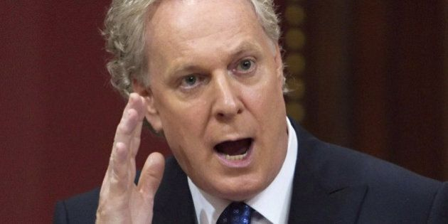 Charest Denies Illegal Party Financing, Report Linking Him To