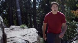 New Liberal Ad Features Trudeau Working Out,