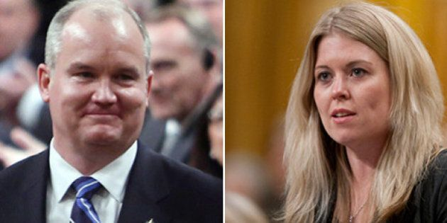 Michelle Rempel, Erin O'Toole Part Of The Next Generation Of