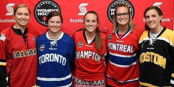 For Some of Canada's Best Female Athletes, Look to the