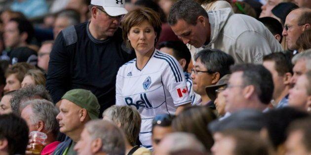 Christy Clark Slammed For Sassing Seattle Sounders Soccer Team As