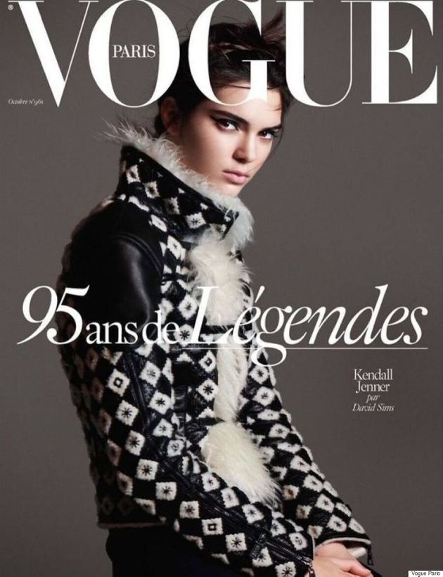 Kendall Jenner Lands The Covers Of Vogue Paris And