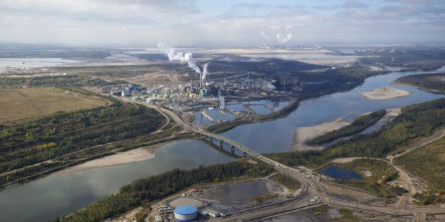 Oilsands Water Restrictions Don't Account For Low Flows,