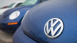 VW Halts Sales Of Some Cars In Canada After Emissions