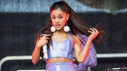 Ariana Grande's Natural Hair Is Not What You'd