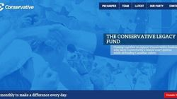 Hoax Website Solicits Money For 'Conservative Legacy