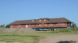104-Year-Old Train Station Damaged By