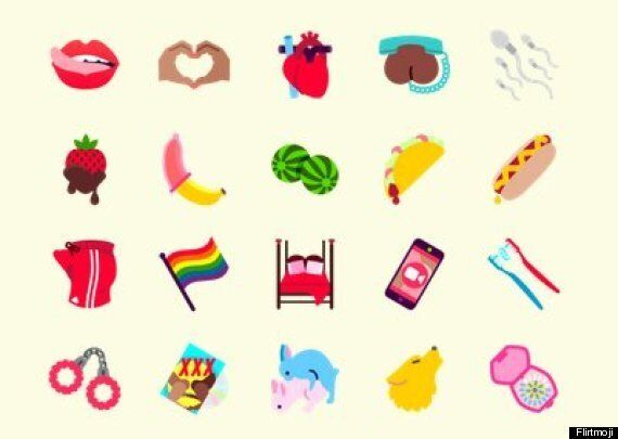 These Sexy Emoji Give You The Pictures You've Always Wanted To
