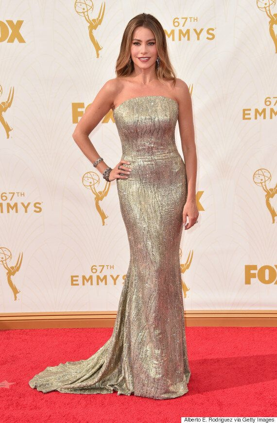 Sofia Vergara And Joe Manganiello Are Fashionably In Love At Emmys