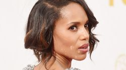 Kerry Washington's Emmys Dress Looks Very