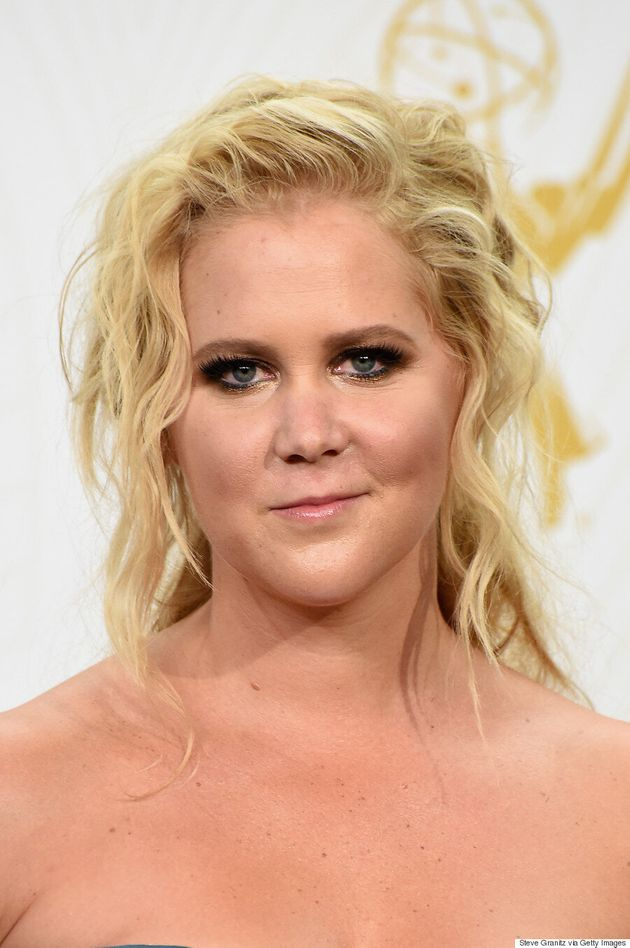 Amy Schumer's Emmys 2015 Dress Is The Opposite Of A