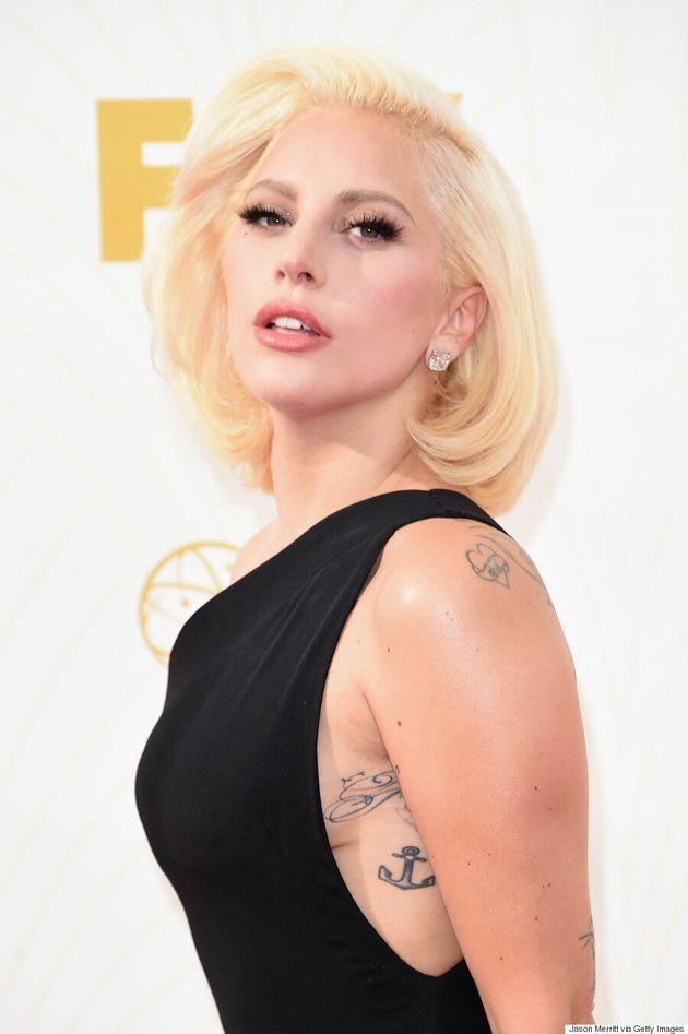 Lady Gaga Emmys 2015: New TV Star Rocks Old Hollywood