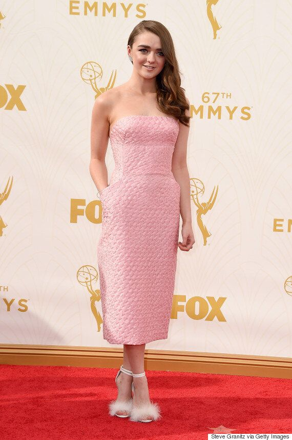 'Game Of Thrones' Cast Slays On The Emmys 2015 Red