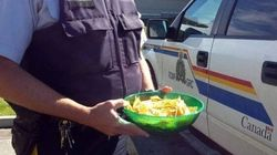 Saskatchewan RCMP Offer To Bring Chips And Salsa To Frosh