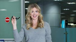 Kate Upton Proves That Models Aren't Like