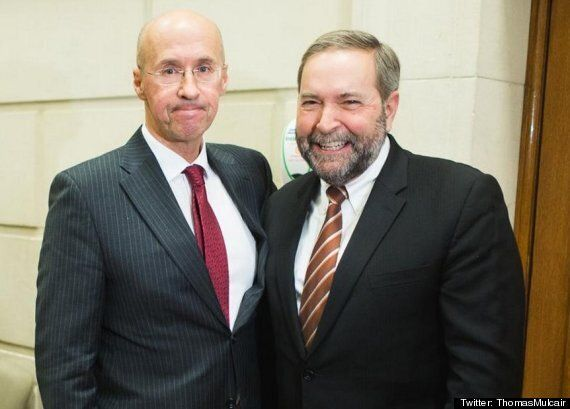 Kevin Page: NDP's 'Thin' Fiscal Plan Put Mulcair On