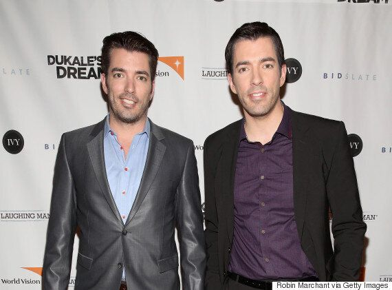 'The Property Brothers', Drew And Jonathan Scott, Share Their Strangest Twin