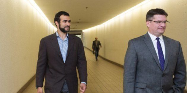 What Khadr Can And Can't Do Under New Bail