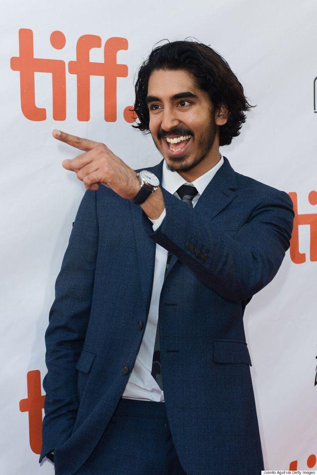 Dev Patel TIFF 2015: 'The Man Who Knew Infinity' Star Looks Smashing In