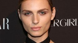 Andreja Pejic's Sexy Two-Piece Tops Our Best Dressed List This