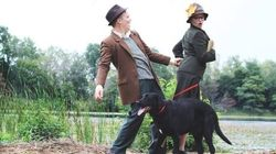 This '101 Dalmatians' Engagement Shoot Is Adorably On