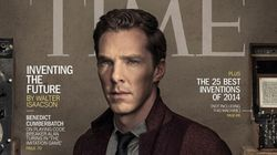 Benedict Cumberbatch Covers Time