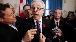 Selinger Makes Throne Speech Amid