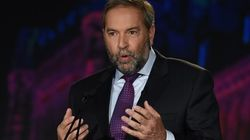 Mulcair Won't Say How Oil Prices Could Change NDP's