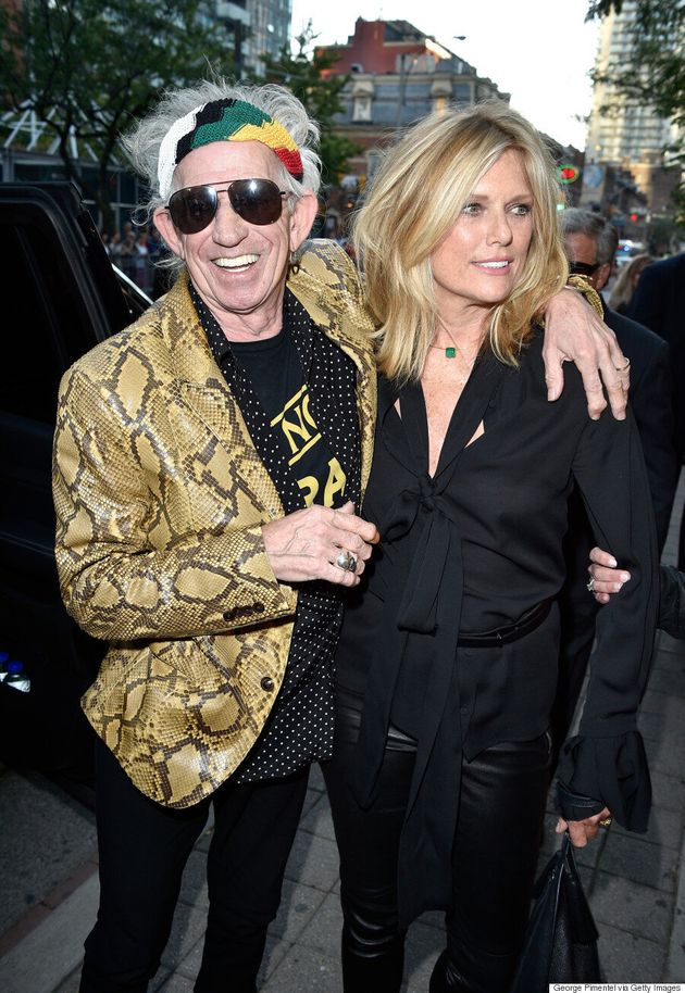 Keith Richards TIFF 2015: Legendary Rock Star Plays It Cool (Like