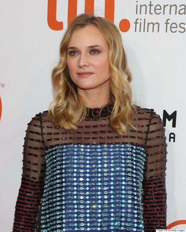 Diane Kruger TIFF 2015: 'Disorder' Star Shines Again On The Red Carpet (This Time, In