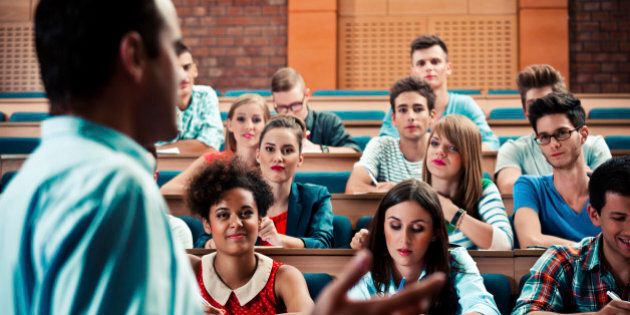 Students Admit To Choosing Programs To Make Parents
