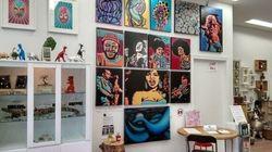 New Art Space in Toronto's Chinatown Hub of