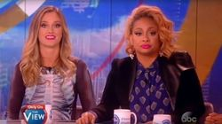 'The View' Has No Patience For 'Dear Fat People'