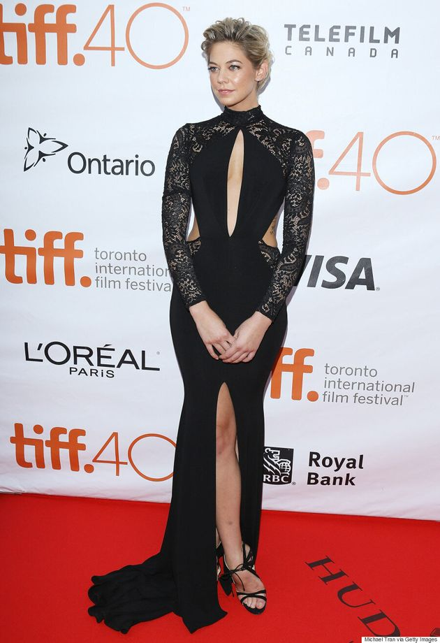 Analeigh Tipton TIFF 2015: Former 'America's Next Top Model' Finalist Shines On The Red