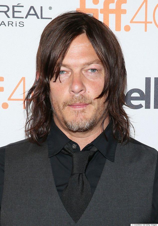 Norman Reedus TIFF 2015: 'The Walking Dead' Star Hits The Big